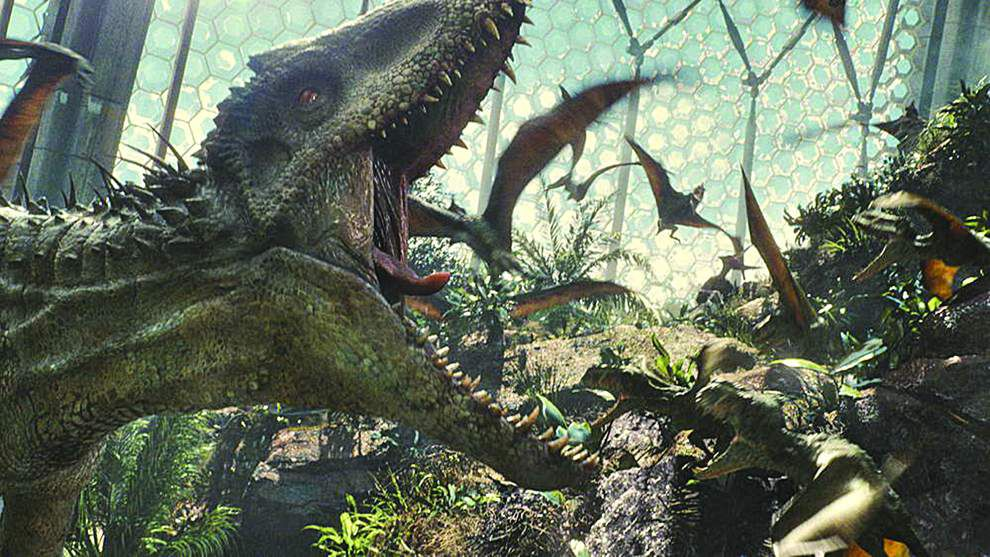 Review: Hugely entertaining 'Jurassic World,' partially filmed in Baton Rouge, roars onto screen _lowres