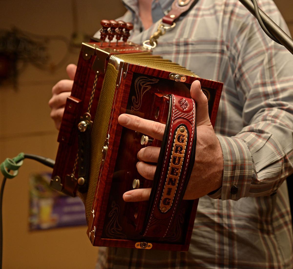 KLFY's Gerald Gruenig to debut his band at Acadiana Po-Boy