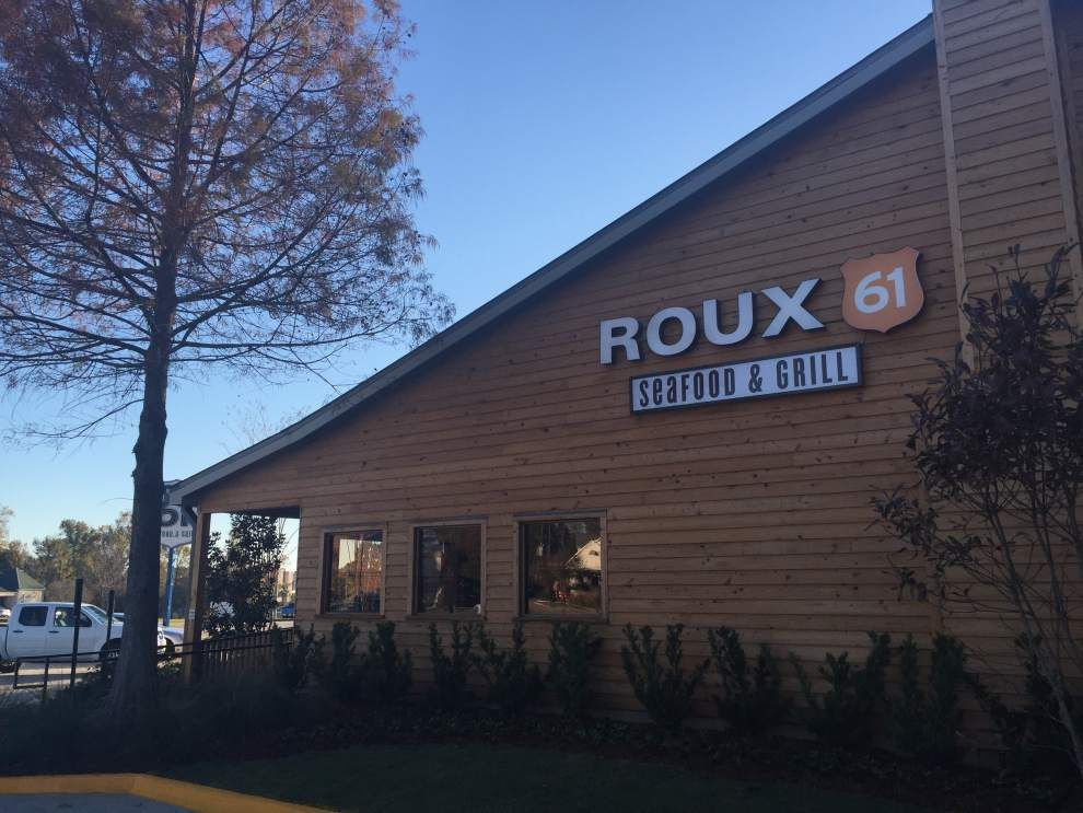 Now open: Roux 61 on Bluebonnet Boulevard is ready for business; see what's on menu _lowres