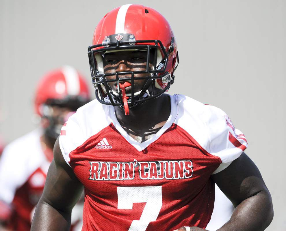 A lot to like about Ragin' Cajuns linebackers _lowres