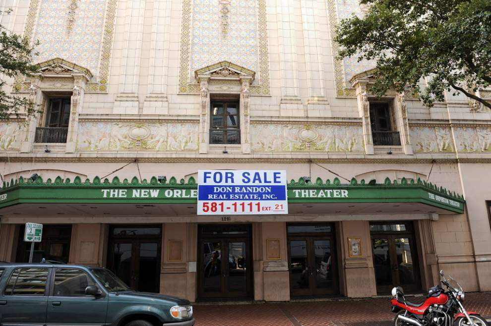 WWL-TV: New Orleans' Orpheum Theatre nears re-opening _lowres