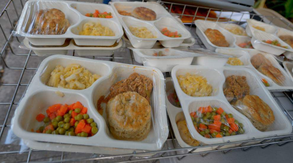 New Orleans children get free meals from Second Harvest, with 2 new locations this year _lowres
