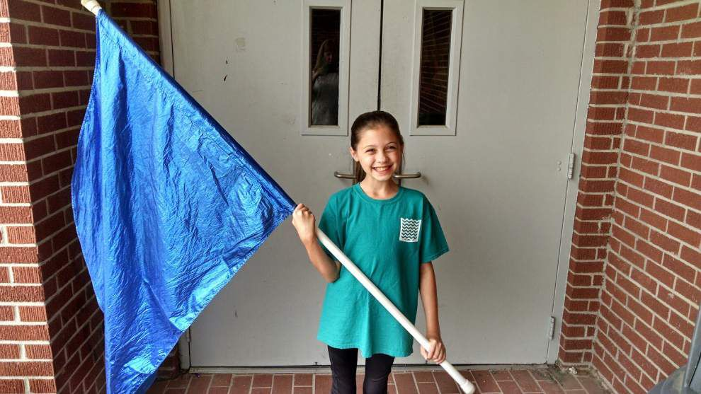 Learn skills to join DSHS color guard _lowres