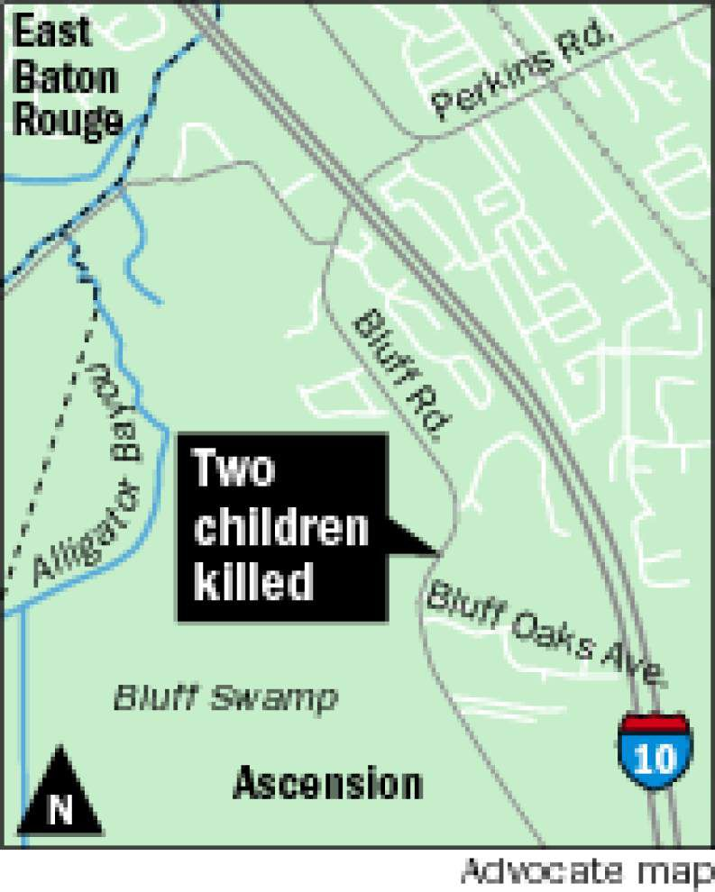 2 children dead after being struck by SUV while fishing _lowres