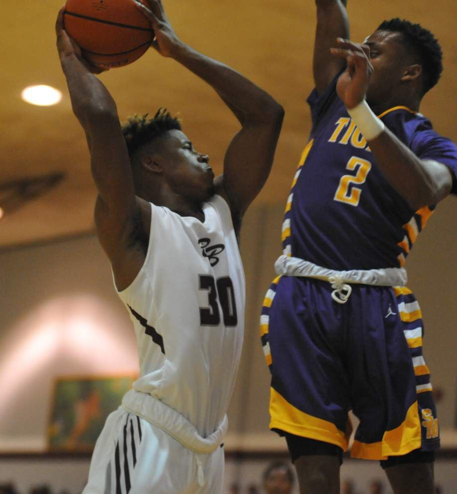 St. Thomas More, Lafayette Christian boys and St. Thomas More and North Central girls lead the way in The Acadiana Advocate's prep basketball rankings _lowres