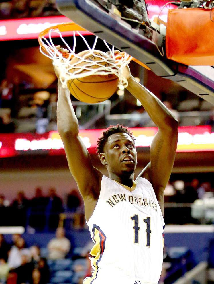 Jrue Holiday starts again for Pelicans, but won't play vs. Thunder _lowres