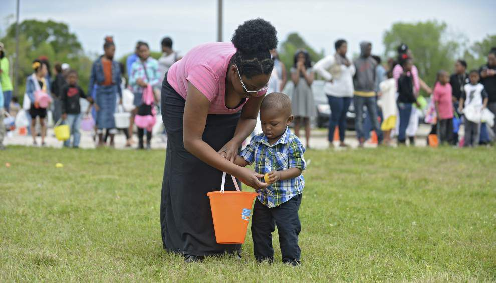 Photos: Easter egg hunt _lowres
