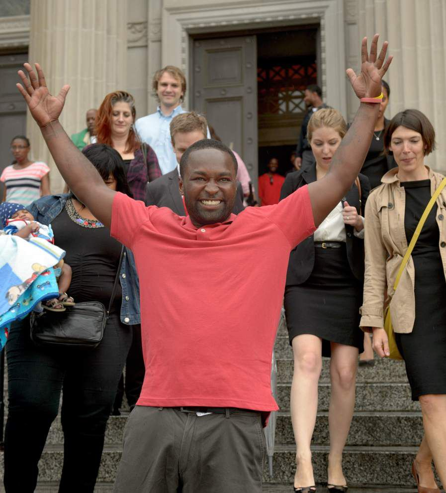 Proof of innocence a hard road for many freed Louisiana inmates seeking state compensation _lowres