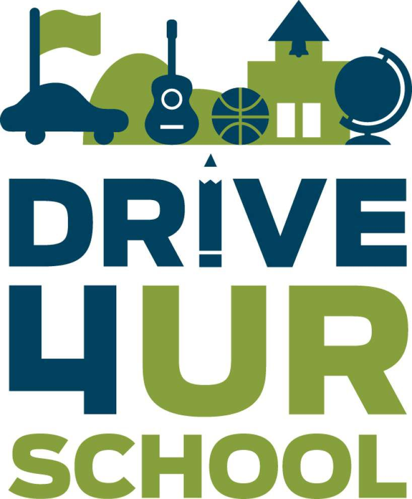Drive 4 UR School event helps ZHS _lowres