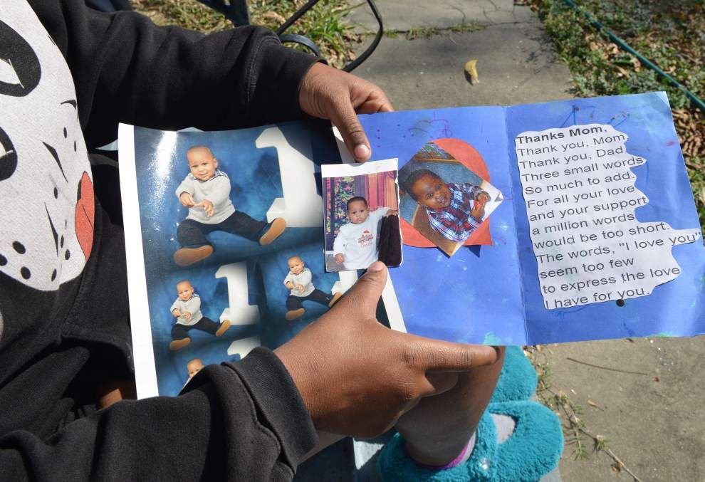 Family mourns loss of toddler killed in New Orleans hit-and-run; police have tip on incident but urging others to come forward _lowres