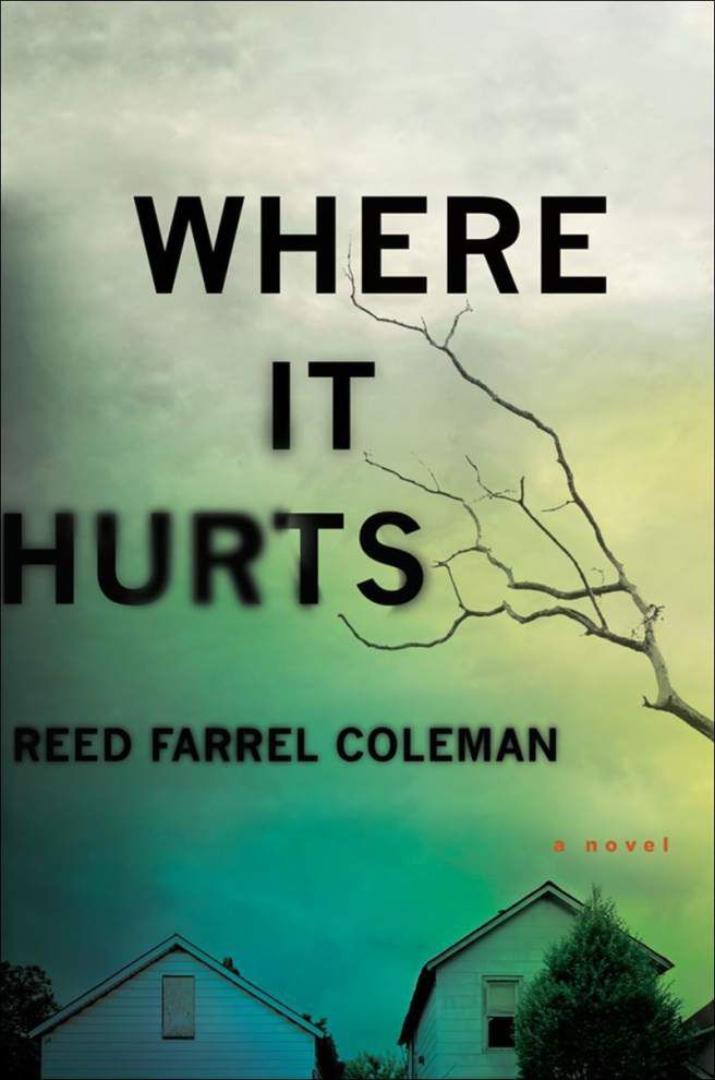 Review: Coleman's new novel 'Hurts' so good, a gripping crime noir tale _lowres
