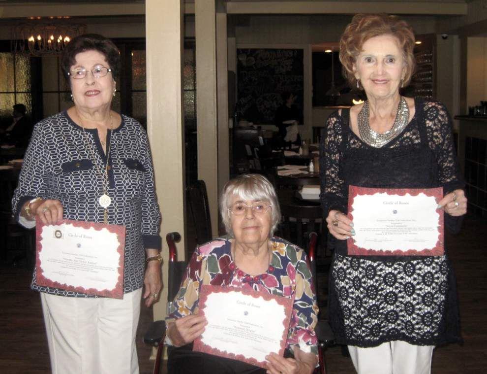 Metairie Ridge Garden Club honors glorious green spaces _lowres
