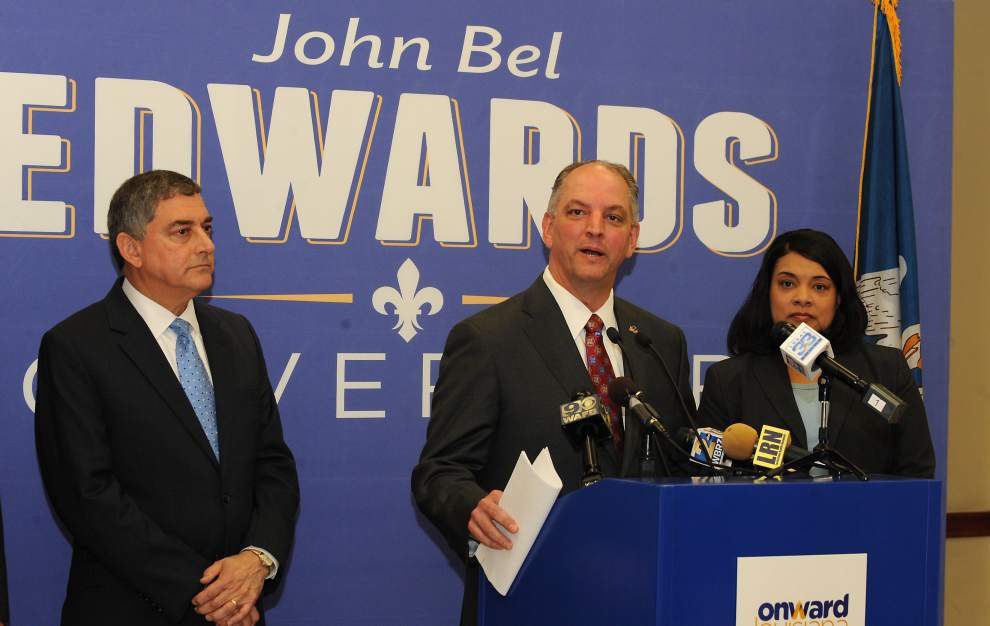 Jay Dardenne to play major role for John Bel Edwards as Gov.-elect announces ex-opponent as commissioner of administration _lowres