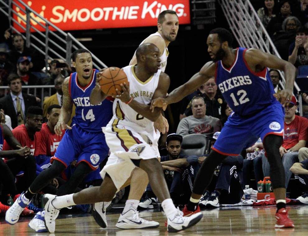 Pelicans push win streak to four _lowres