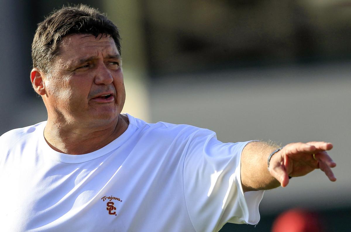 USC Coach O Football