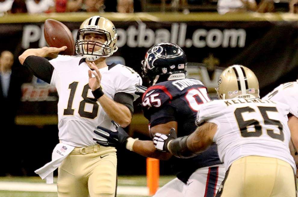 Fully evaluating players at minicamp difficult, but Saints seek to get a better grasp of abilities _lowres