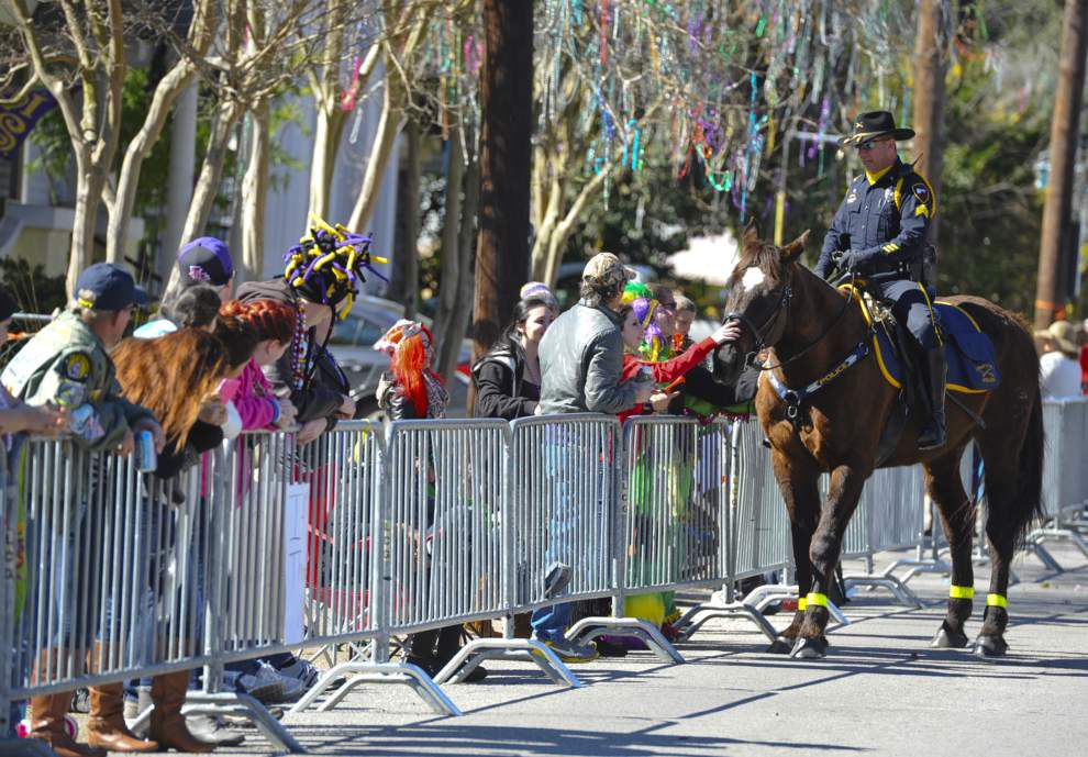 Photos: Fans enjoy Lafayette Mardi Gras Festival Parade _lowres