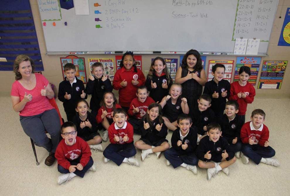 Classroom Spotlight: St. John Primary School second grade _lowres