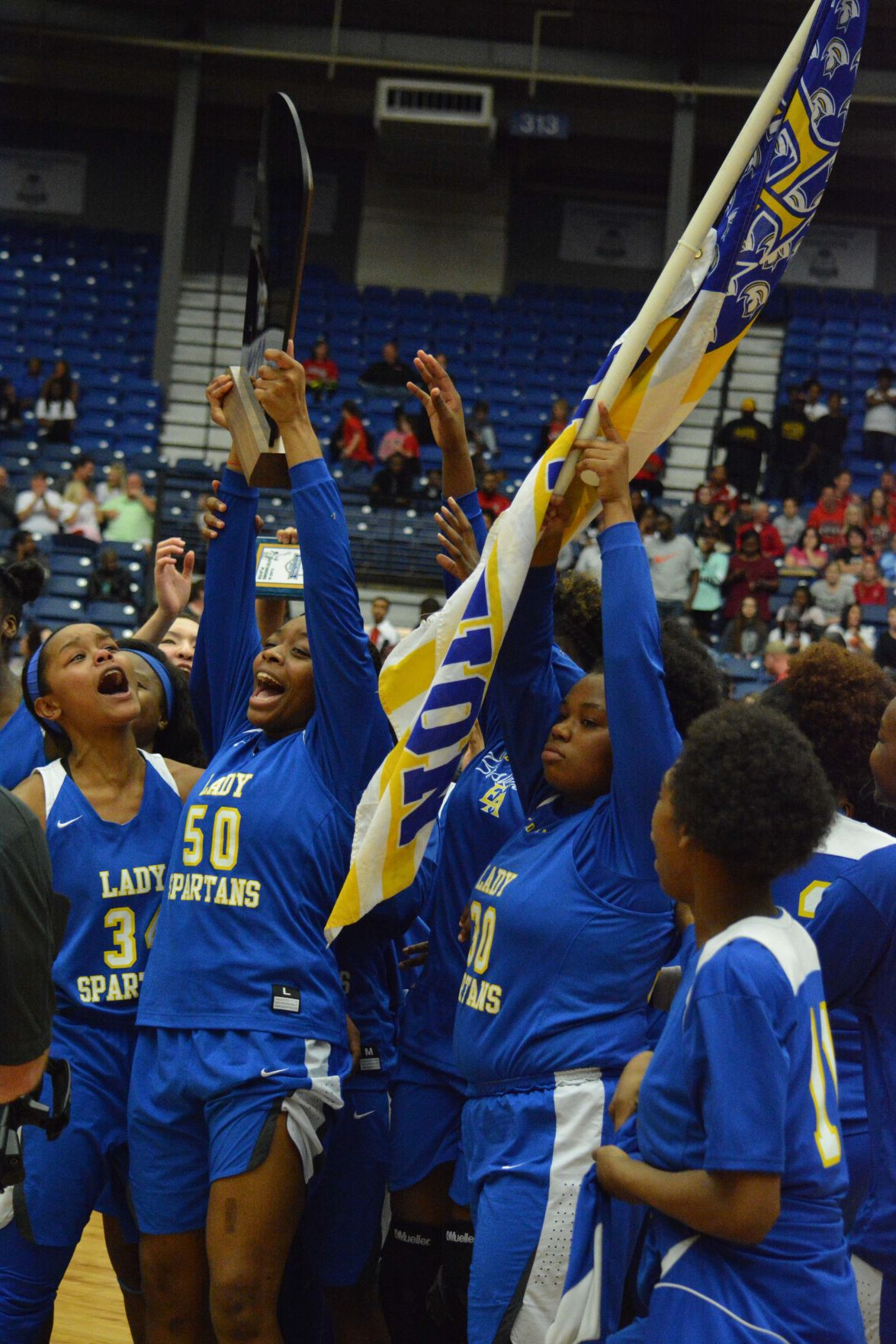 LHSAA State Girl's Basketball Championship (copy)