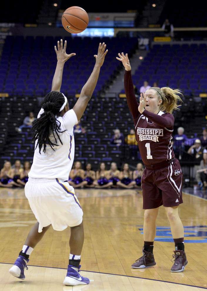 Offensive lull sinks LSU in blowout loss to Mississippi State _lowres