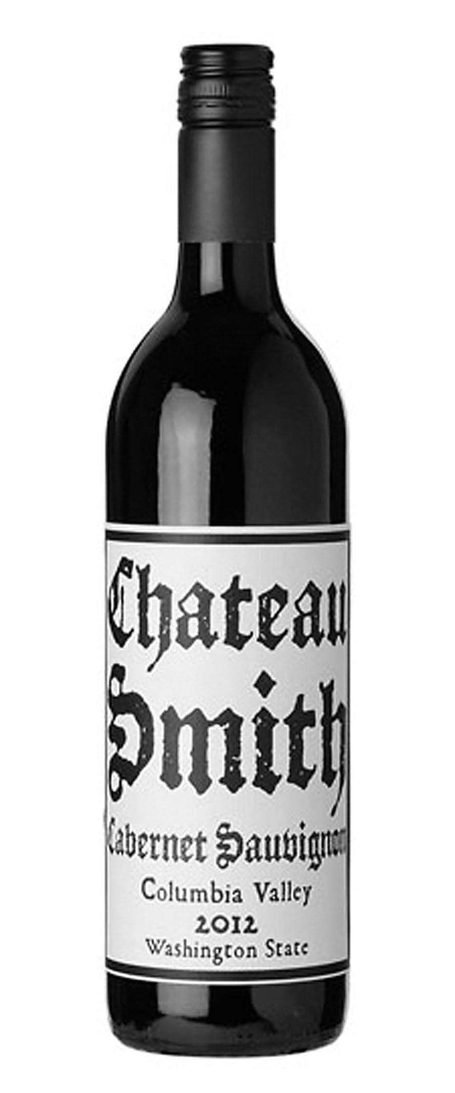2012 Chateau Smith Cabernet Sauvignon_lowres