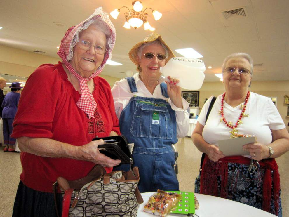 Terrytown luncheon has 'Rednecks and Hillbillies' theme _lowres