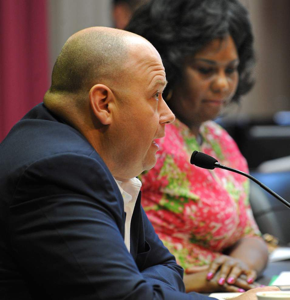 With four members absent, Metro Council delays vote on East Baton Rouge Parish library tax _lowres