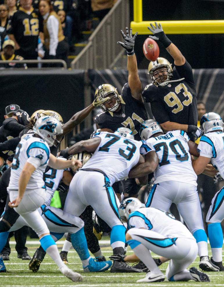 Scott Rabalais: The Panthers found a way to stay perfect ... and the Saints again found a way for things to go wrong _lowres