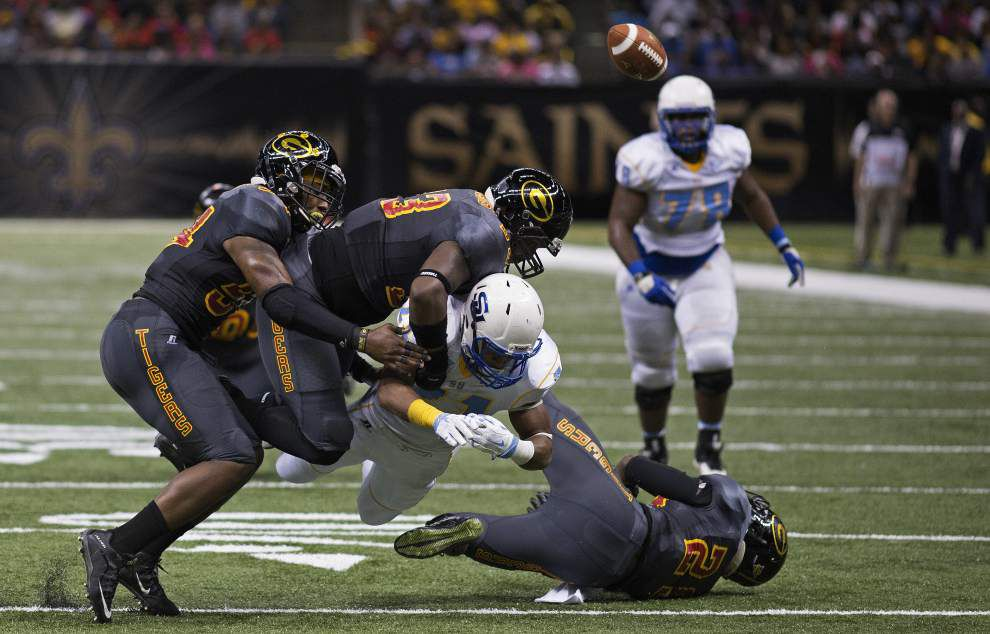 Notebook: Grambling overcomes longest, largest SWAC deficit to finish undefeated in league play _lowres