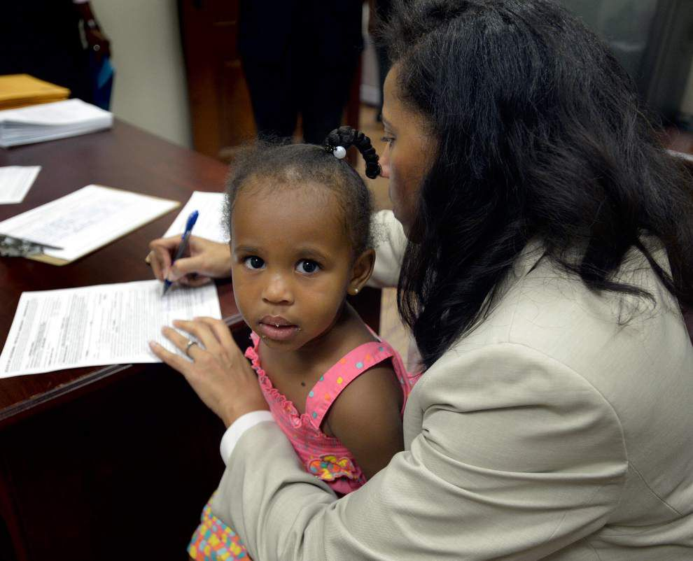 Orleans Parish courthouse buzzing with judicial incumbents, hopefuls _lowres