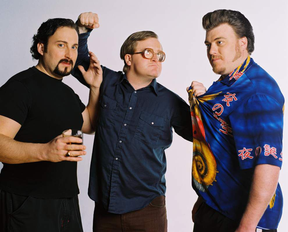 'Trailer Park Boys' bring loser lifestyle to live show _lowres