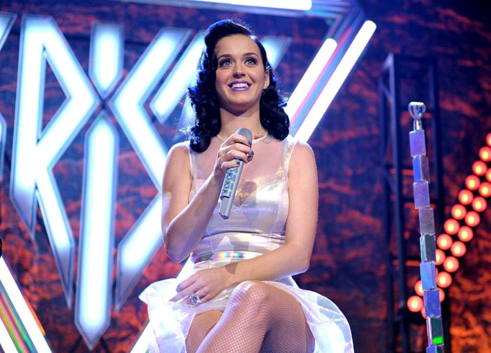 U.S. Portrait Gallery adds Katy Perry to collection _lowres
