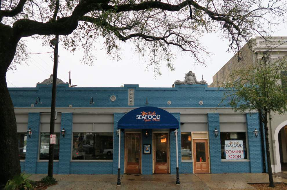 New oyster bar from a familiar name en route for St. Charles Avenue _lowres