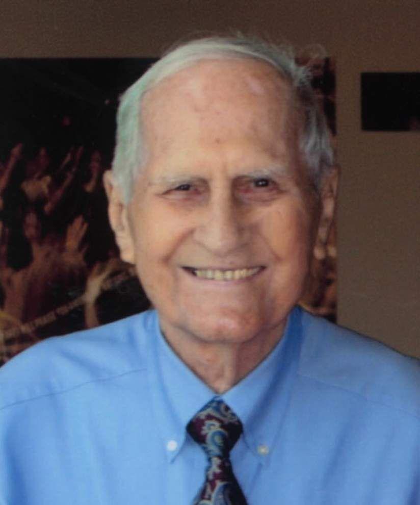 Nick Erdey, former Livingston mayor, dies _lowres