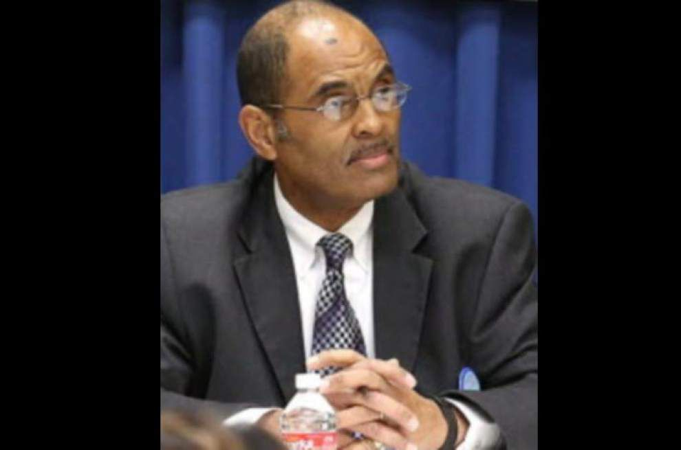 Local NAACP head Danatus King to resign _lowres