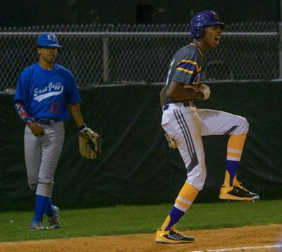 'Best birthday present ever:' Karr's first-ever MLB draft pick, Tyree Thompson, selected by Texas Rangers in 26th round _lowres
