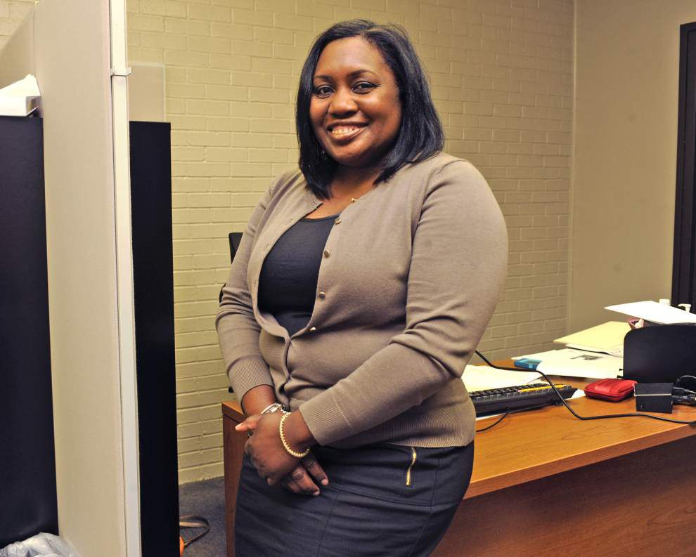 A few minutes with ... LaTonia Harris _lowres