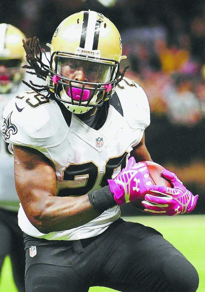 Why Saints running back Khiry Robinson might be most under-appreciated player on New Orleans roster _lowres