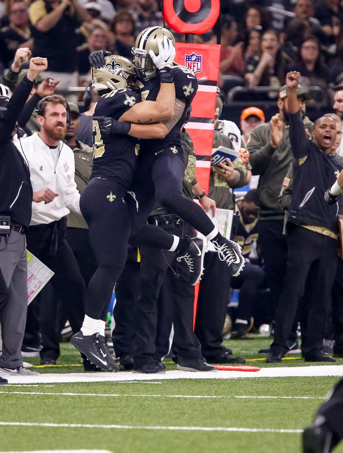 A J Klein Kenny Vaccaro will both sit out Sunday s Saints game