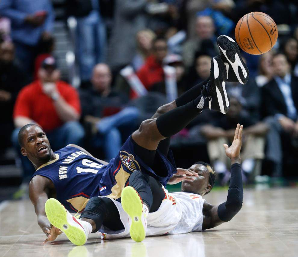 Pelicans showing improvement on defense after poor start _lowres