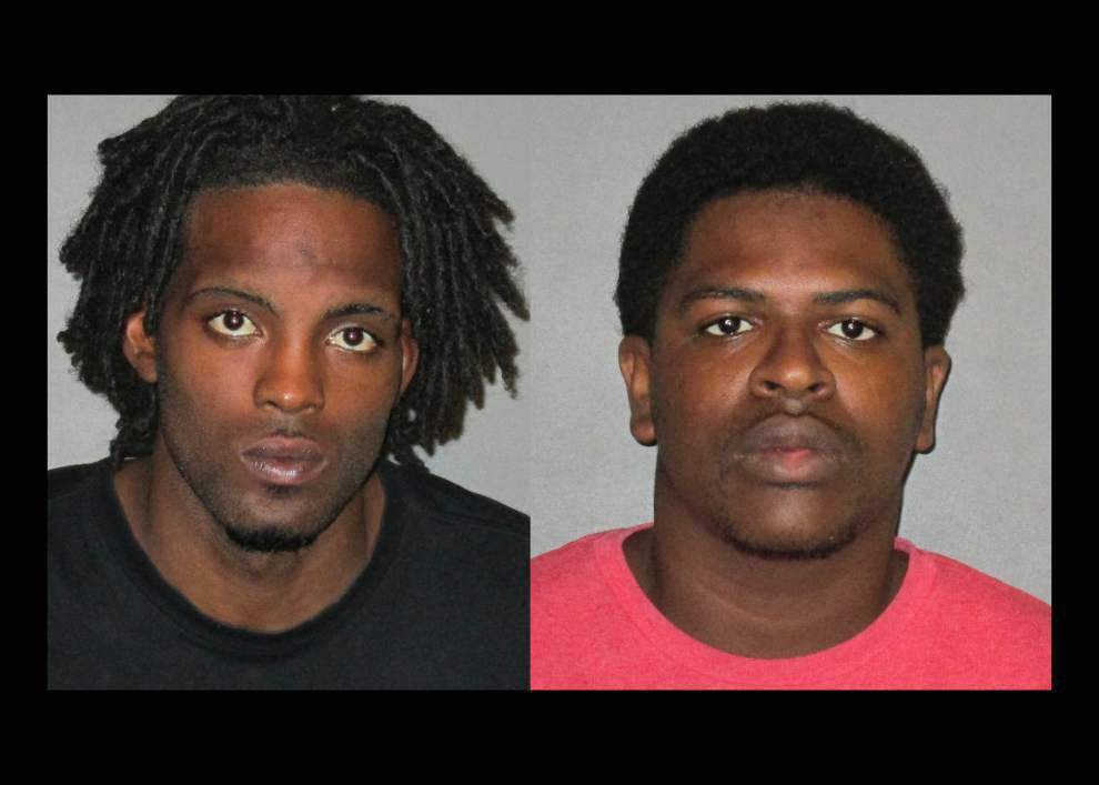 Two men arrested in fatal shooting on George O'Neal Lane _lowres