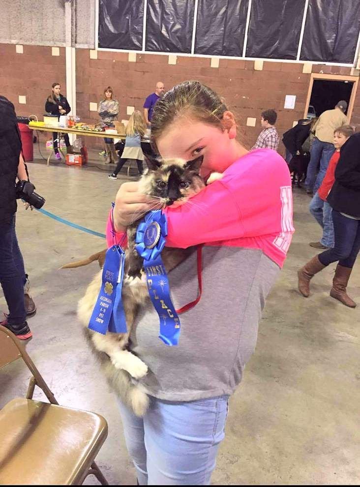 Ascension 4-H holds annual pet show _lowres