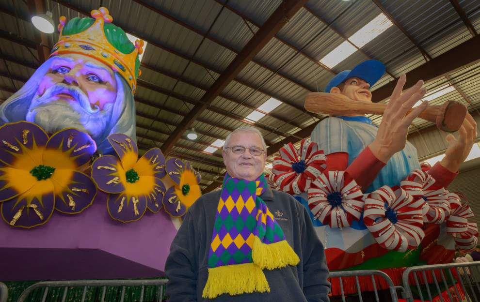 endymion at 50 how ed muniz created mardi gras biggest parade news theadvocatecom