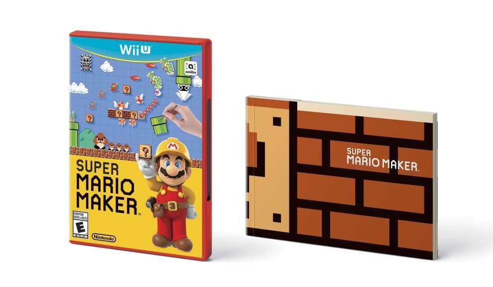 Review: Nintendo gives fans the tools to make over Mario _lowres