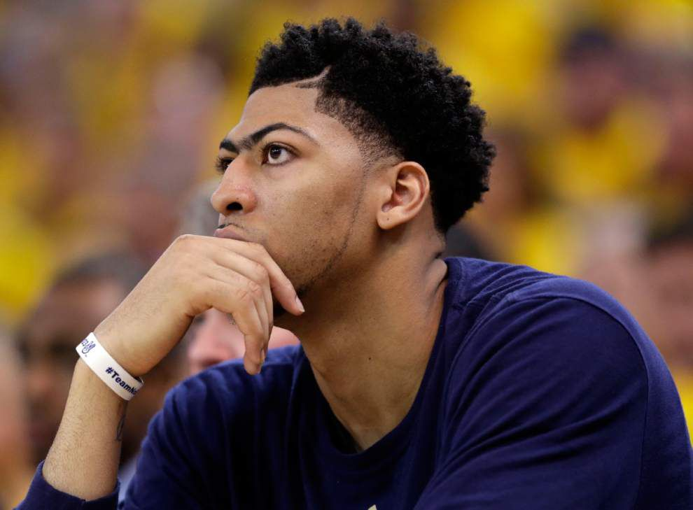 With a maximum contract offer coming his way this week, will the Pelicans' Anthony Davis break the mold again? _lowres