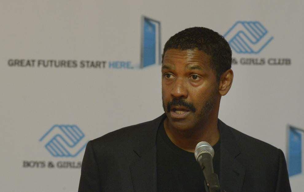 Photos: Denzel Washington praises Boys, Girls Club, but says Baton Rouge group needs its own building _lowres