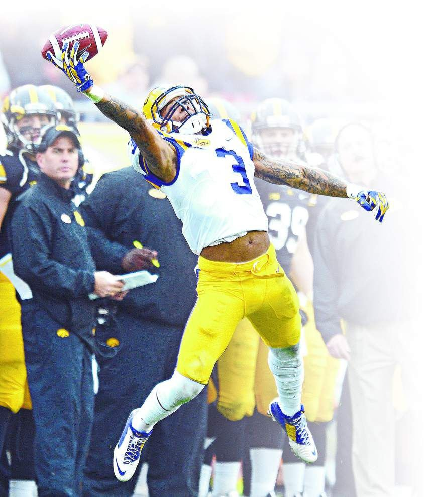 Odell Beckham Jr.: Been there, caught that _lowres