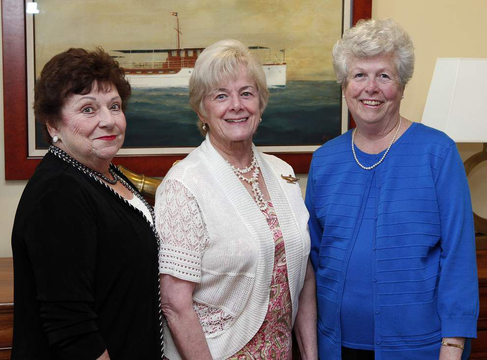 Nell Nolan: Daughters of Charity, Neighborhood Development Foundation, Louisiana Colonials _lowres