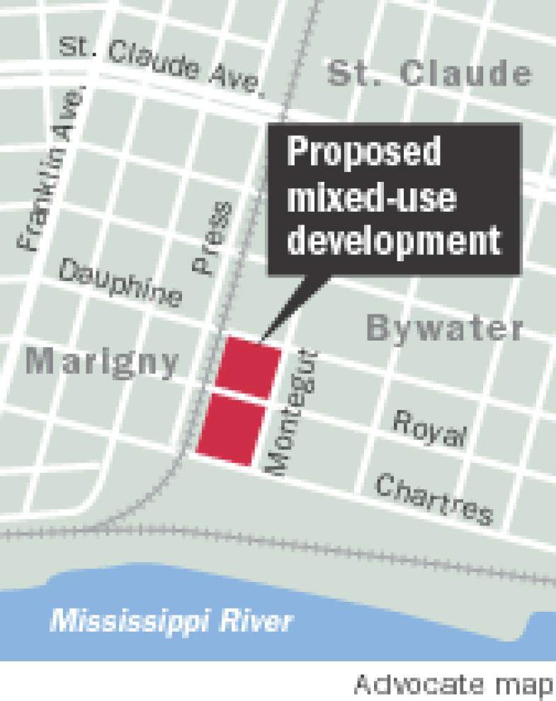 Sean Cummings' plan for apartments, retail along Bywater riverfront gets approval from city panel _lowres