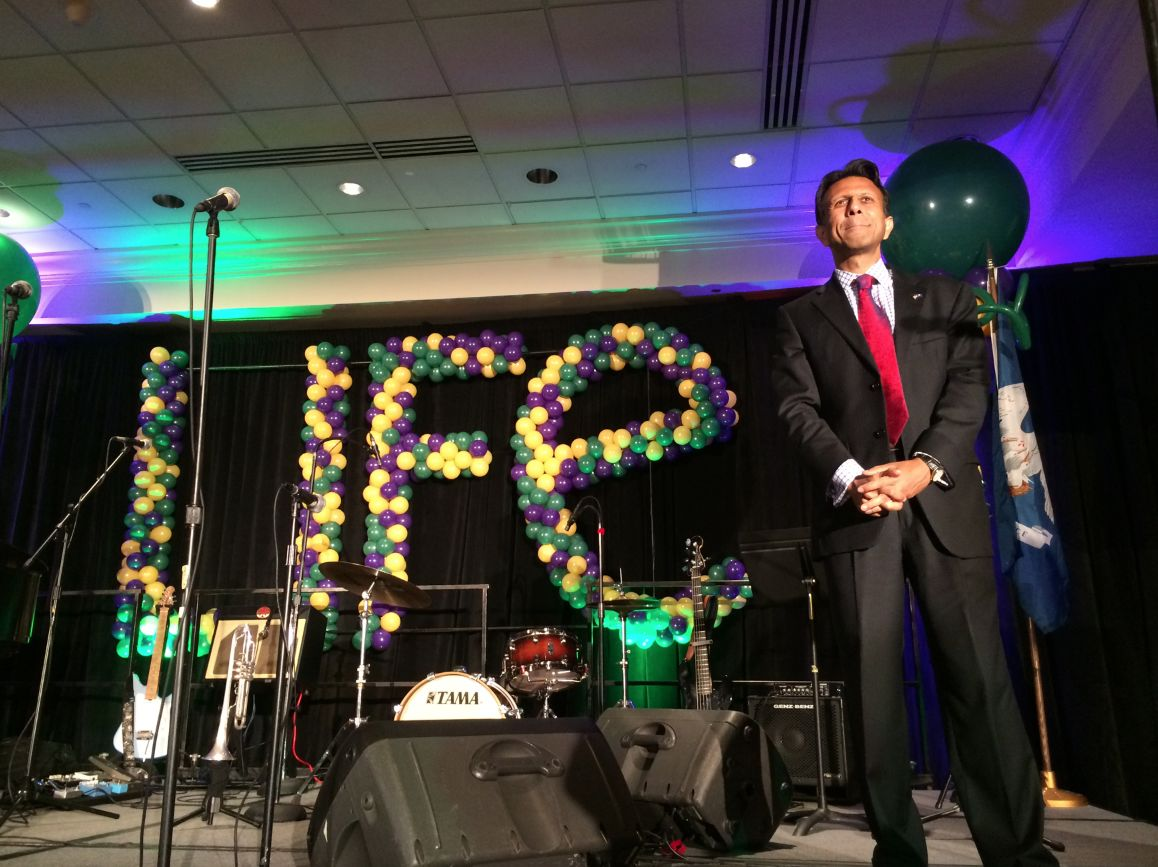 """Jindal hails Louisiana as """"most pro-life state"""" to anti-abortion group_lowres"""